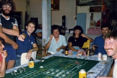 NQUEC Gambling night 1989