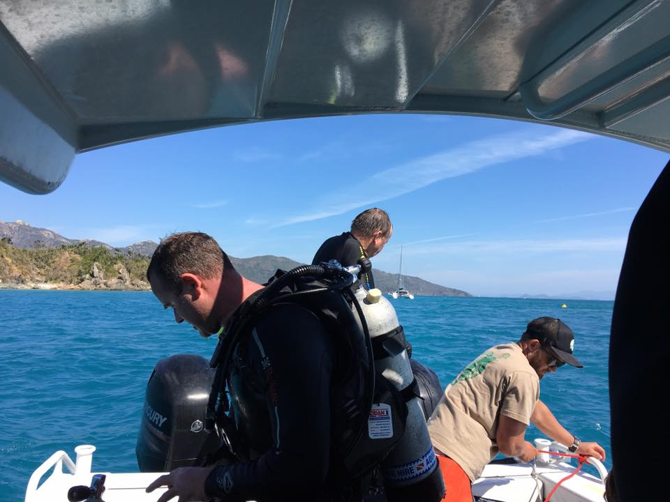 10th Sep 2018 Whitsunday Dive Academy 11