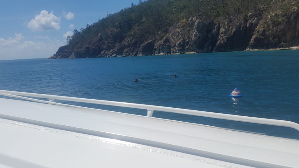 10th Sep 2018 Whitsunday Dive Academy 3