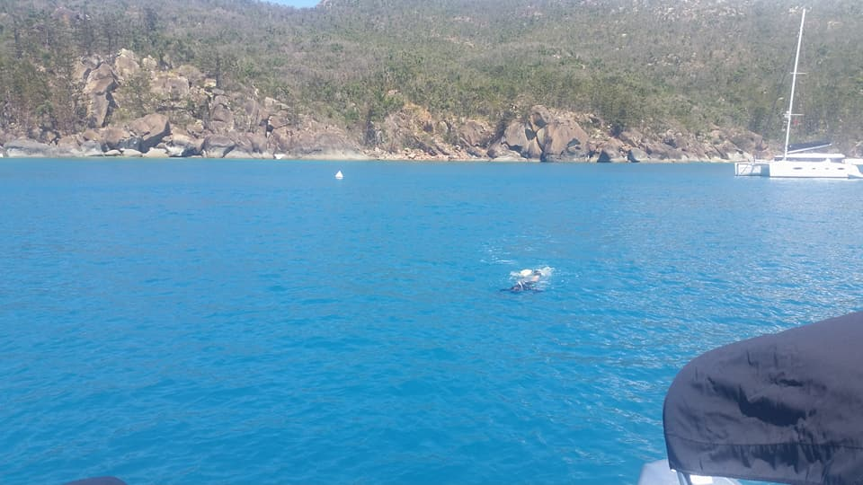 10th Sep 2018 Whitsunday Dive Academy 4