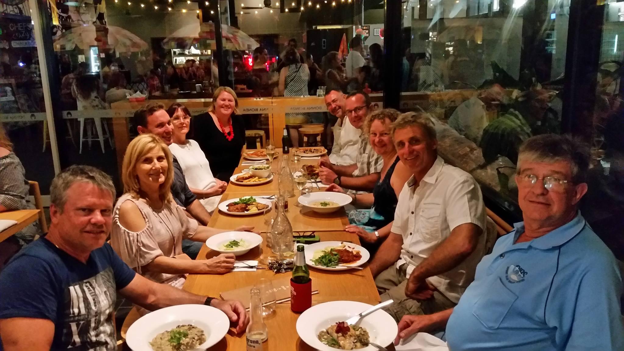 2017 NQUEC EOY Dinner at City Lane 2