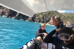 10th Sep 2018 Whitsunday Dive Academy 1