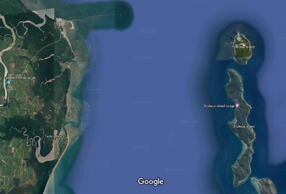 Dive Sites  U2013 Palm Island Group  U2013 Nquec