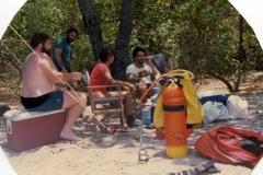 NQUEC  1987 at Pelorus Island001